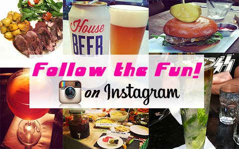 Follow @LoveHappyHour on Instagram!