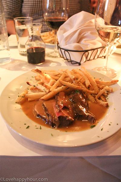 the dish on l 39 assiette steak frites in west hollywood. Black Bedroom Furniture Sets. Home Design Ideas