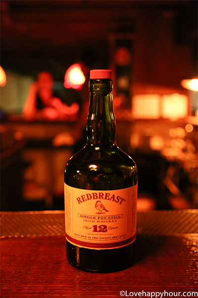 Red Breast Whiskey (Jameson)