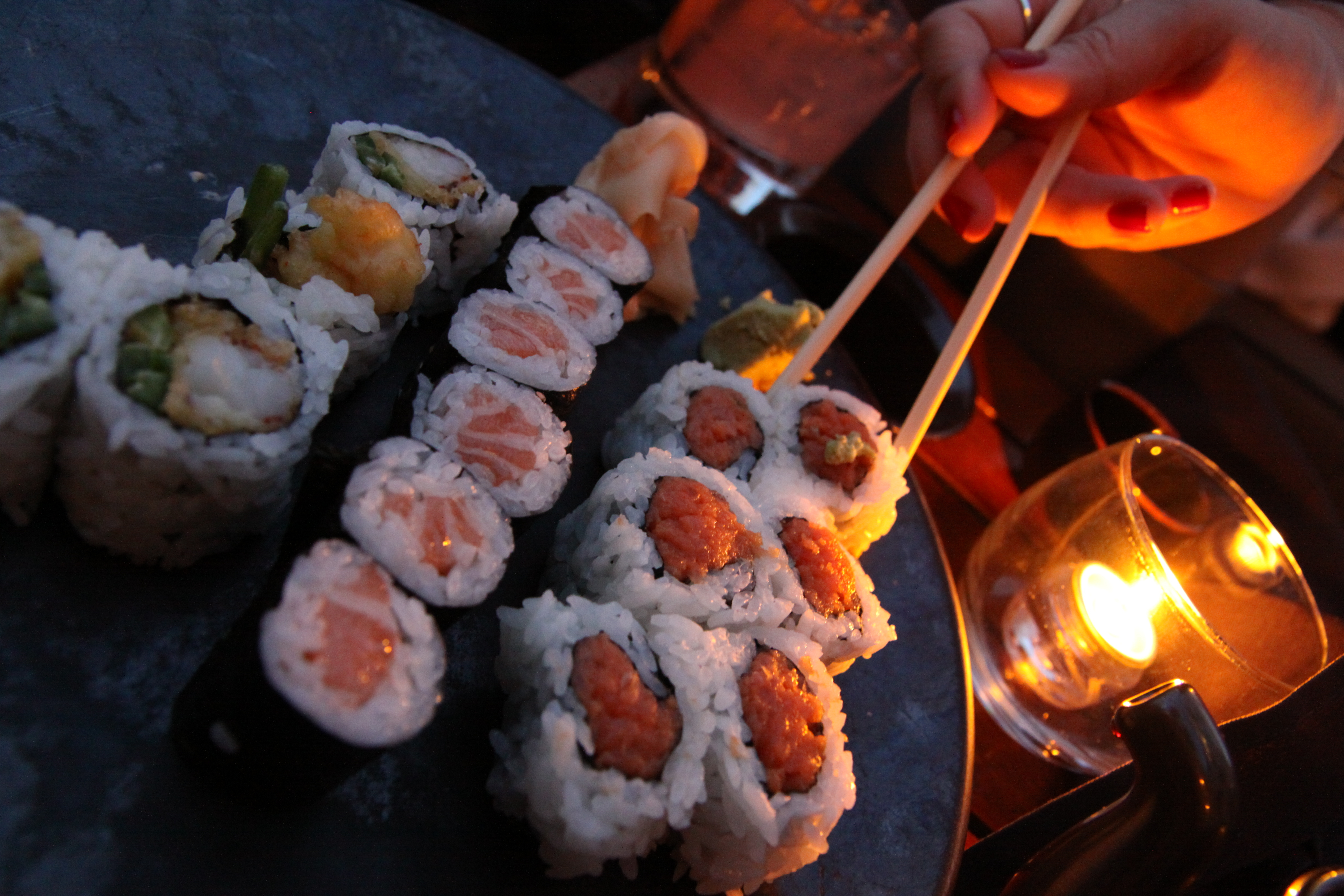 sustainable sushi restaurant First-sustainable sushi restaurant in the world plant-based, future sushi inventor of the sweet potato roll established in 1982 family owned.