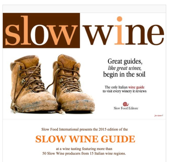 Slow Wine Guide 2015