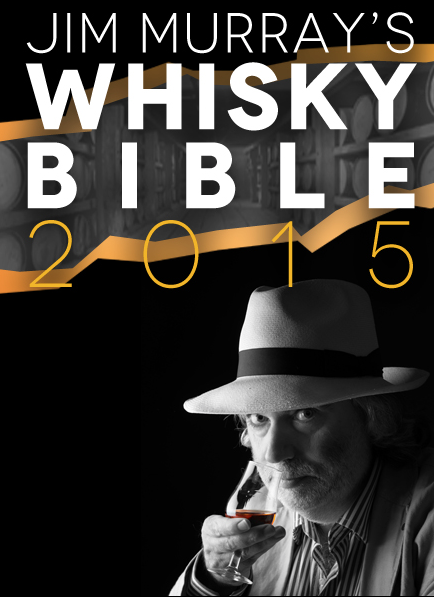 Whisky Bible 2015 by Jim Murray